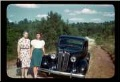 1930's Plymouth, Edith Johnson Murphy, Catherine Murphy Harrington